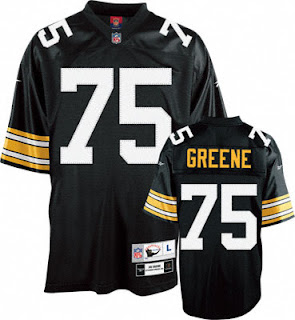 Big and Tall Mean Joe Greene Steelers Jersey