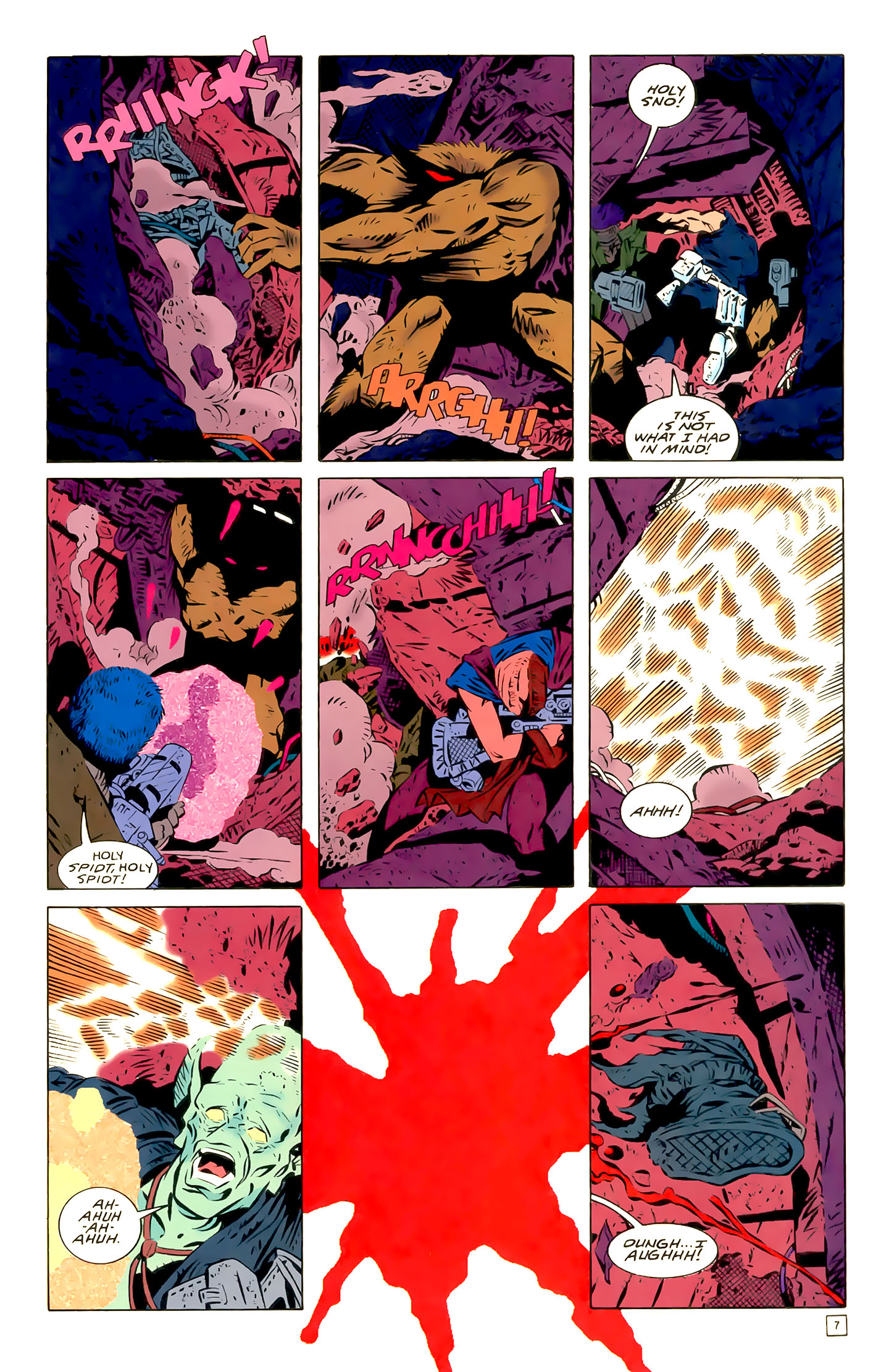 Legion of Super-Heroes (1989) 21 Page 7
