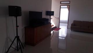 Karaoke Set Villa Valencia Lembang