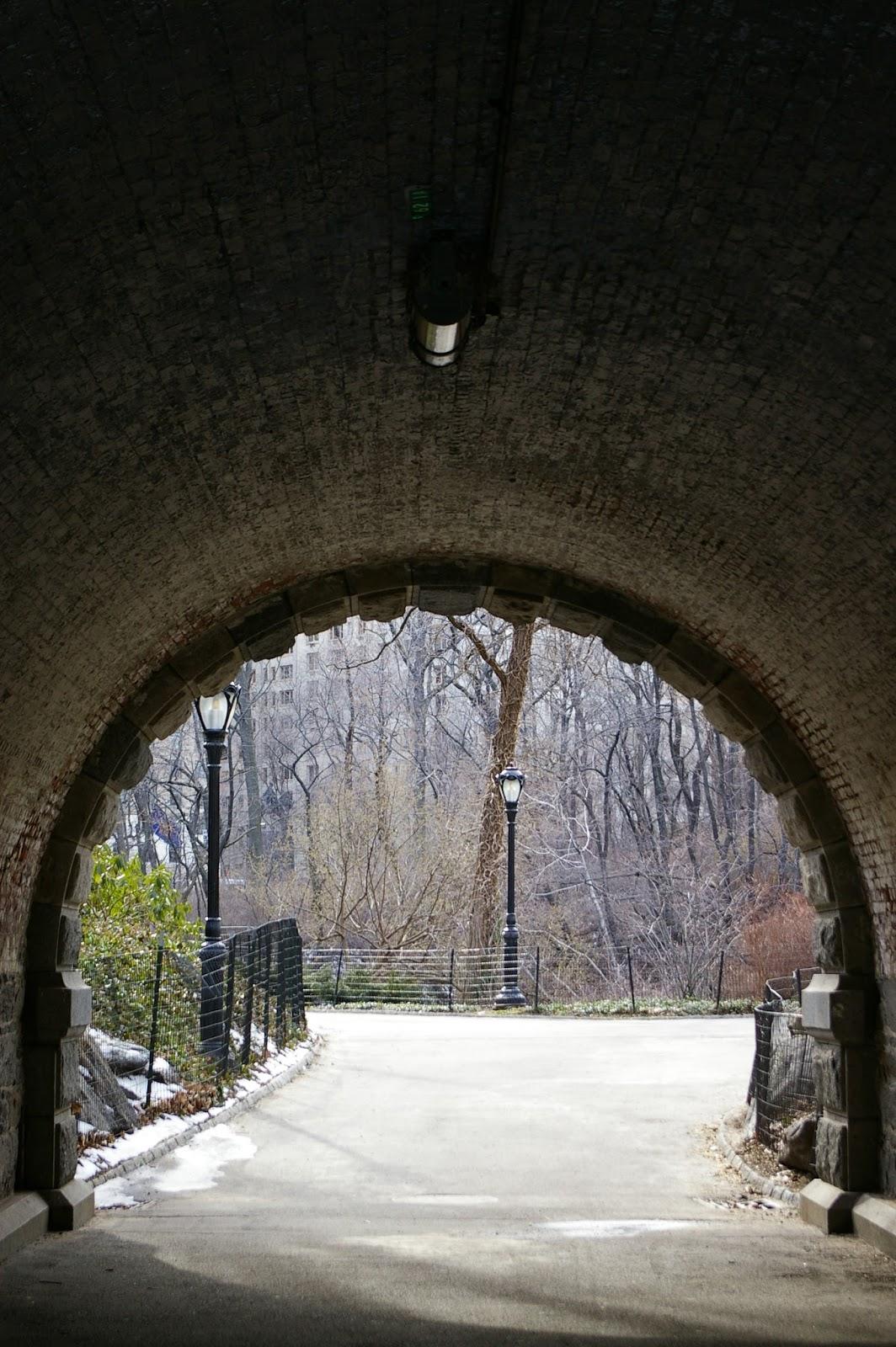 Nowy Jork Central Parc