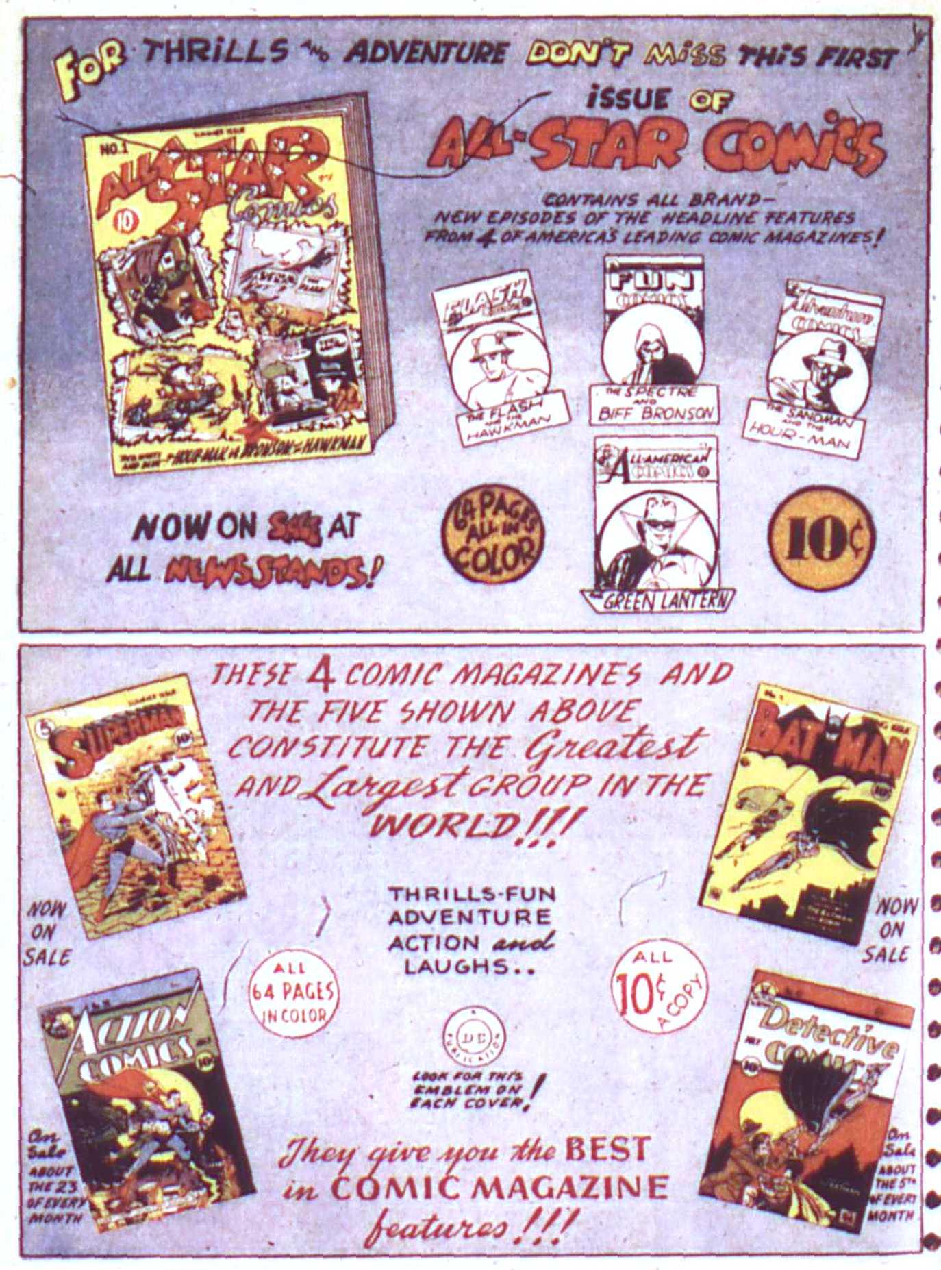 Read online All-American Comics (1939) comic -  Issue #17 - 66