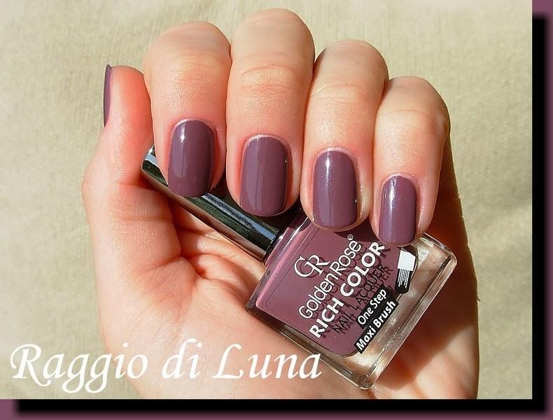 Raggio Di Luna Nails Golden Rose Rich Color N 176 104