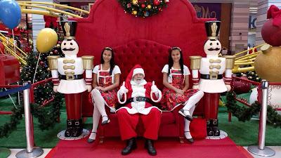 Parada de Natal Shopping Jardim Guadalupe