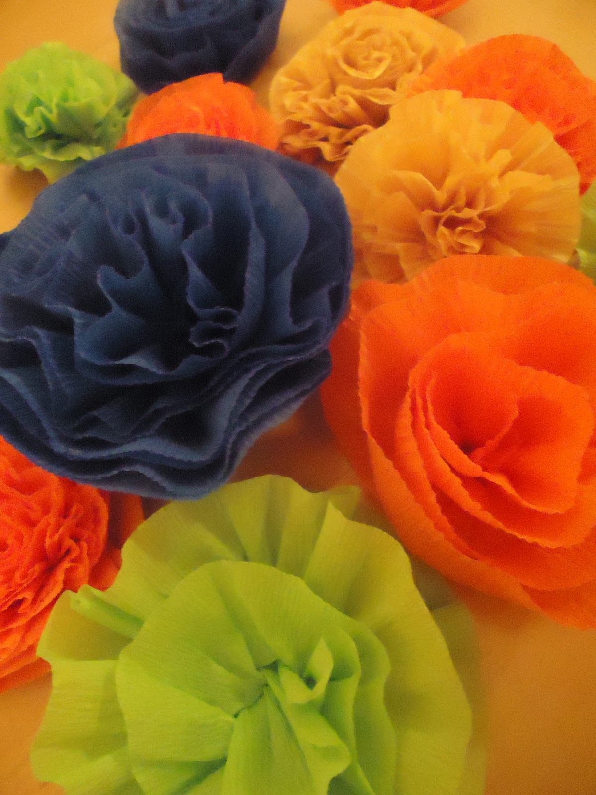 Crafter On A Budget Easy Crepe Paper Carnations Tutorial