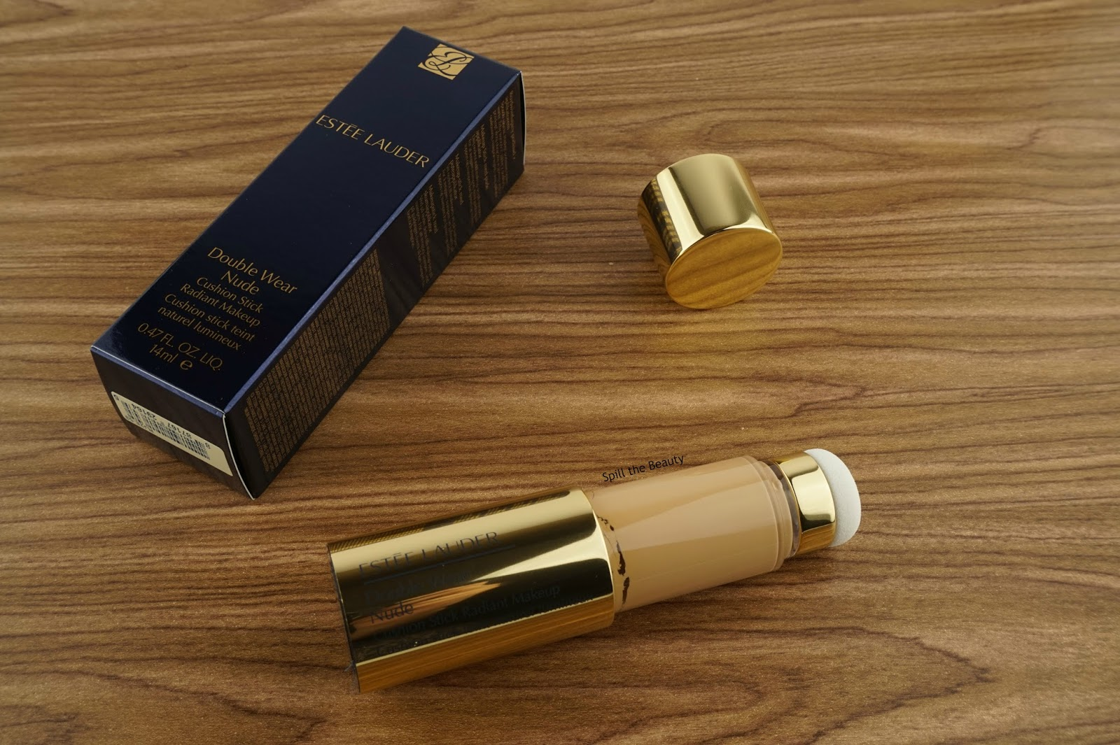 estee lauder double wear nude cushion stick radiant makeup 2w1 dawn review