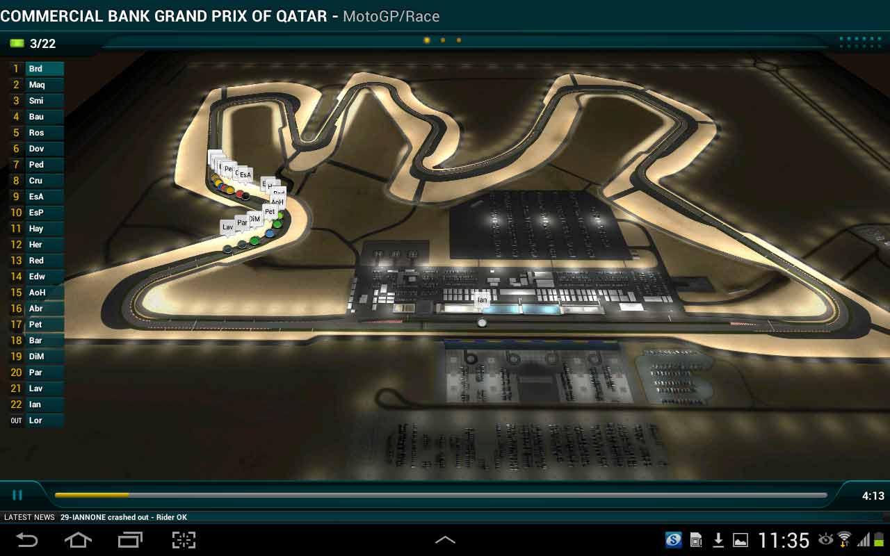 MotoGP Live Experience 2016 v1.1.18 Cracked APK Download [Latest] | Aditya Tricks