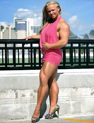 female bodybuilding: W...