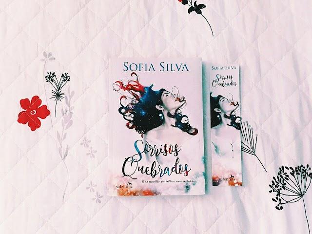 [RESENHA #422] SORRISOS QUEBRADOS - SOFIA SILVA