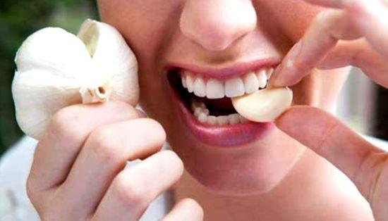 Obat cacing kremi Bawang putih