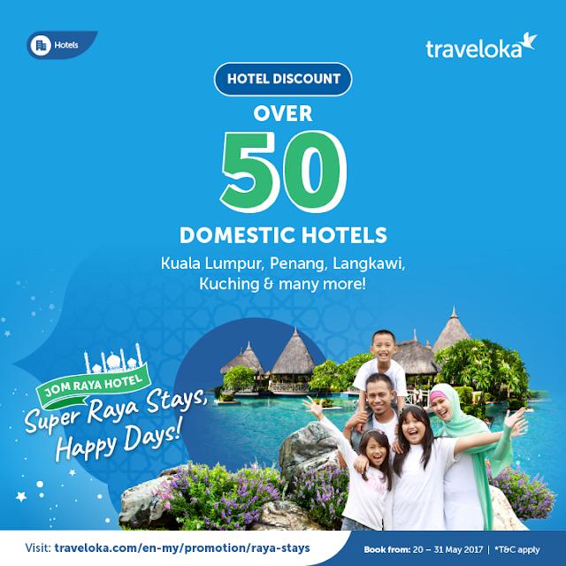 Percutian Menjadi Lebih Jimat Dengan Traveloka