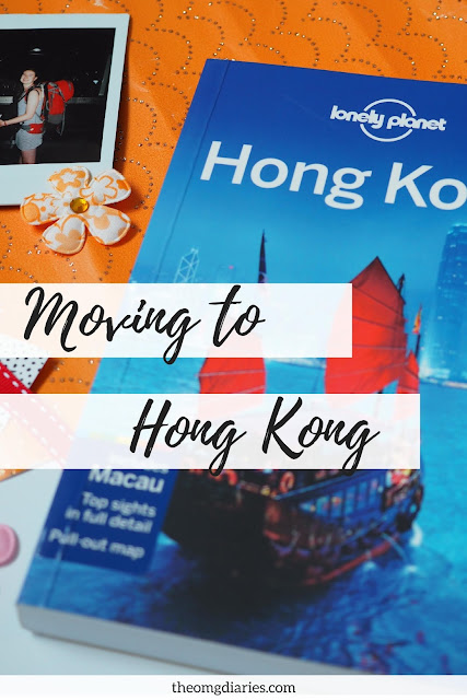 Moving to Hong Kong Pinterest Graphic