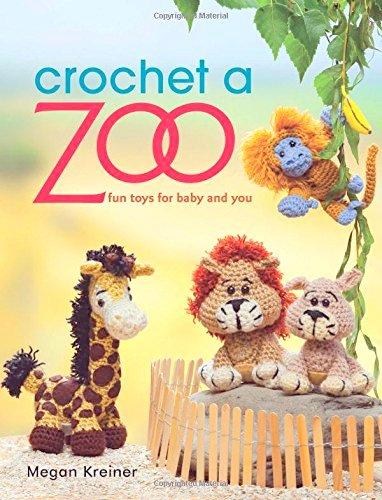 zoo animals Crochet pattern