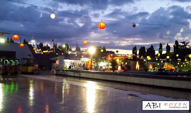 Tempat Wisata Romantis di Jogja Taman Pelangi