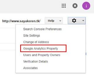 Google analytics ialah salah satu tools produk google berbasis web base yang dipakai u Cara Mendaftarkan Blog ke Google Analytics dan Mengintegrasikannya