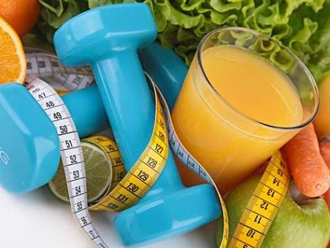 Cegah Obesitas Dengan Makan Sehat dan Rajin Bergerak