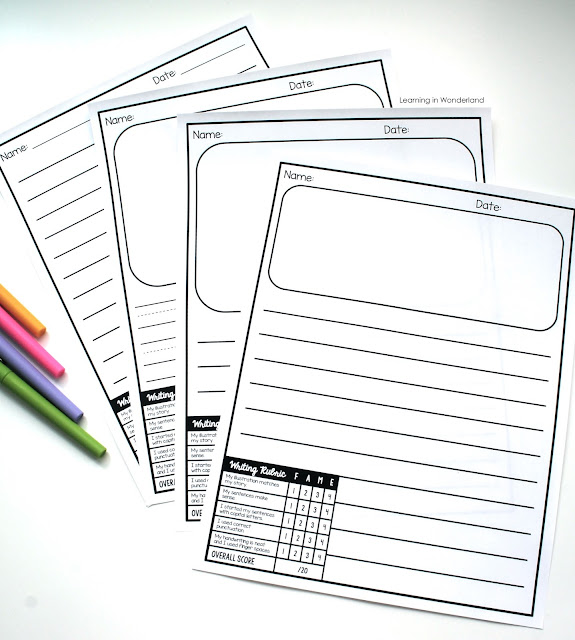 Teaching and Assessing Writing in the Primary Classroom