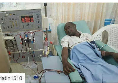Breaking news! Popular Yoruba actor dies of Kidney Failure (Photo)