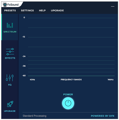 FxSound Enhancer 13 (2017) - Phần mềm tăng cường chất lượng âm thanh