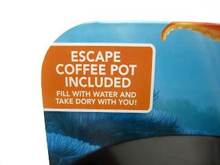 finding dory zuru toys coffee pot playset