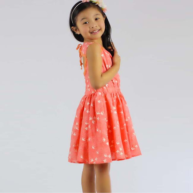 Siaomimi Open Back Summer Dress | Girls Boutique | Chichi Mary