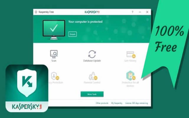 Chia sẻ bộ key active bản quyền phần mềm Kaspersky Version 2018