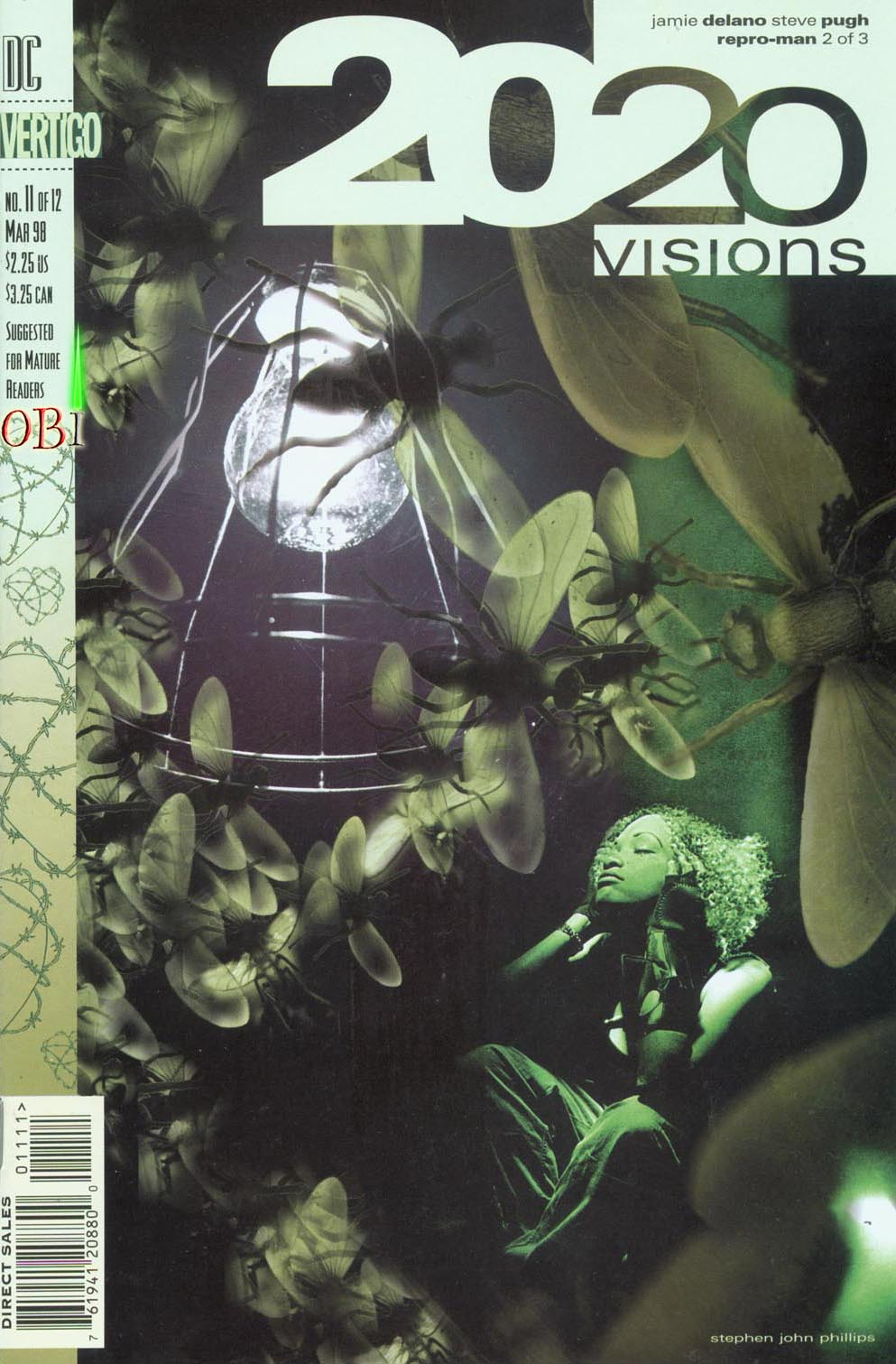 Read online 2020 Visions comic -  Issue #11 - 1