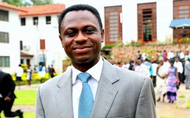 Apostle Eric Nyamekye Elected New Pentecost Chair