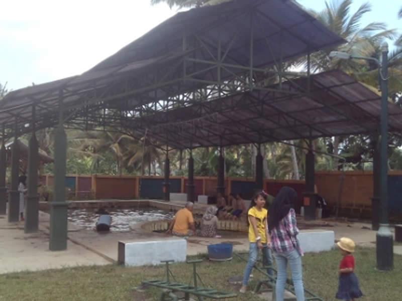 Pemandian Air Panas Cipacing Tempat Wisata di Tasikmalaya Terbaru