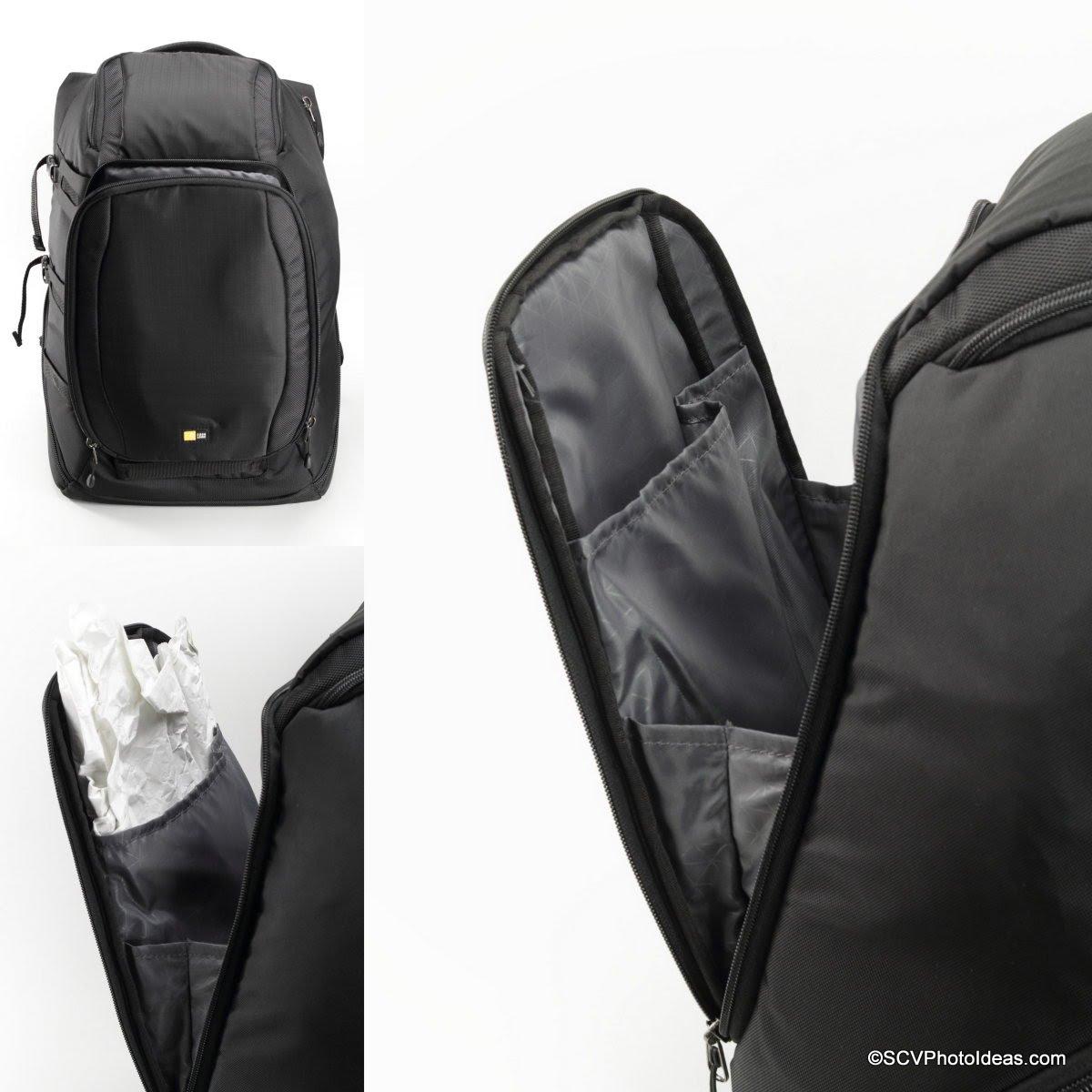 Case Logic DSB-103 front compartment flap