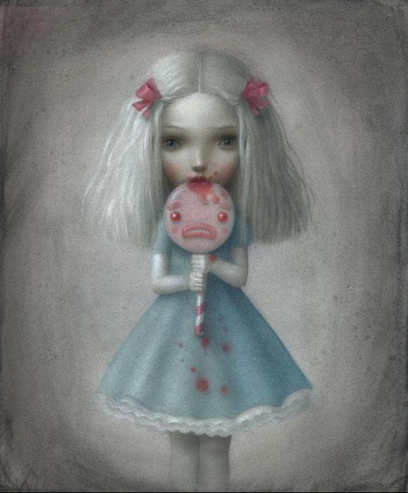 Alice In Wonderland Love Of Today Is Nicoletta Ceccoli