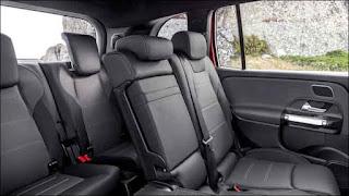 Mercedes-Benz GLB phiên bản hiệu suất cao chính thức lộ diện
