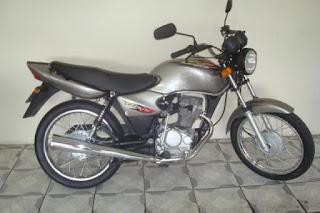 Homem é vítima de assalto a mão armada e tem moto roubada em Picuí