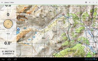 تحميل تطبيق Soviet Military Maps Pro- خرائط العسكرية السوفياتية برو