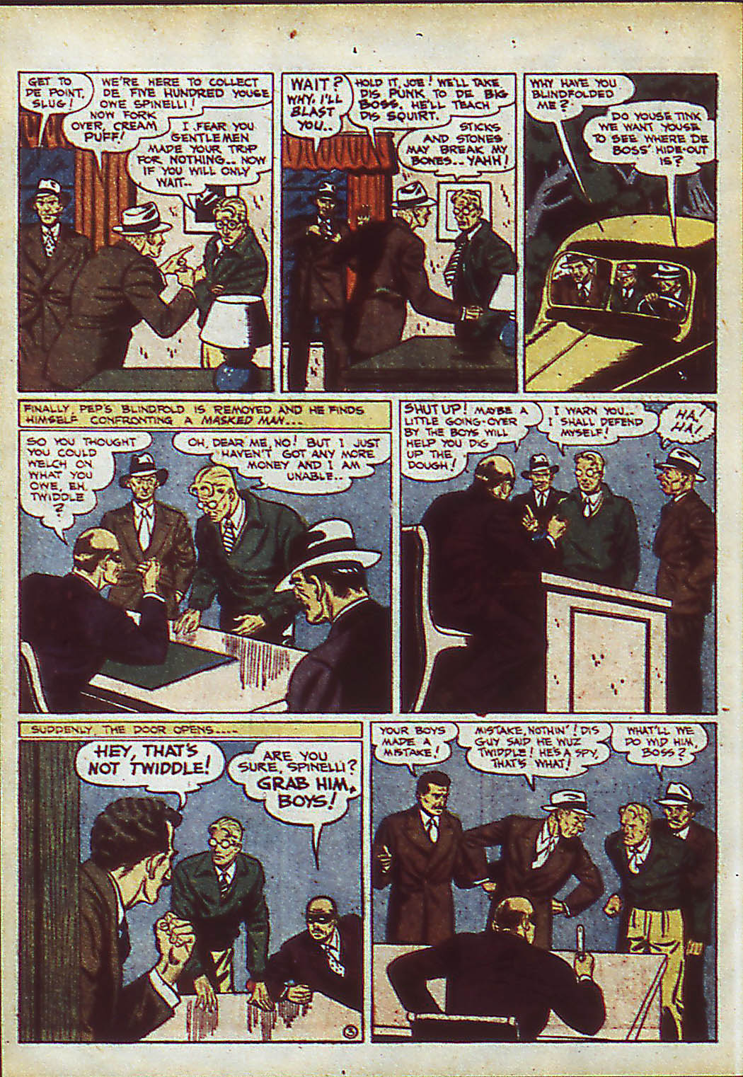 Read online Action Comics (1938) comic -  Issue #37 - 20