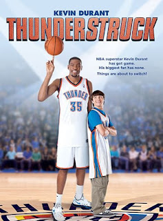 Basketball movie - Thunderstruck