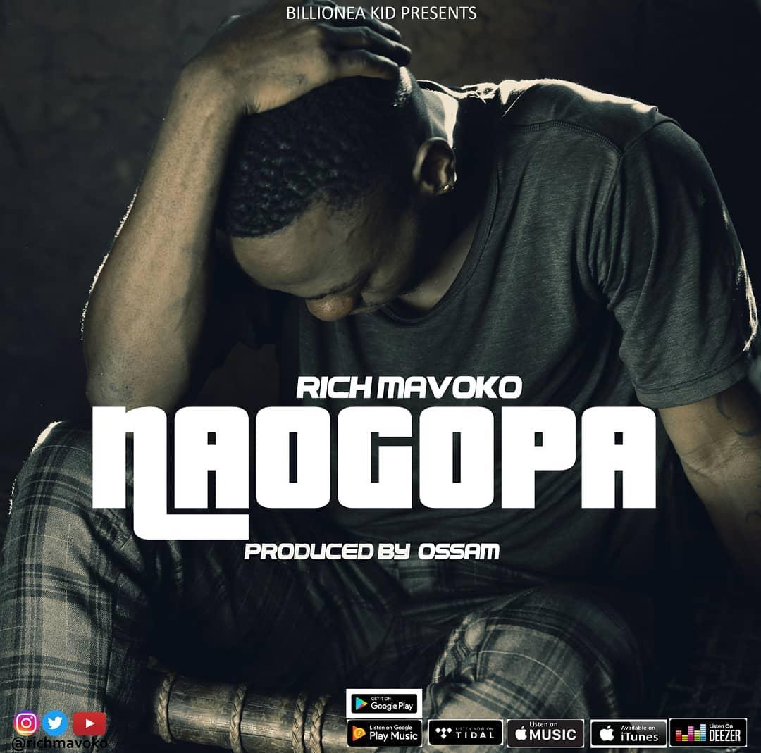 Rich Mavoko – Naogopa