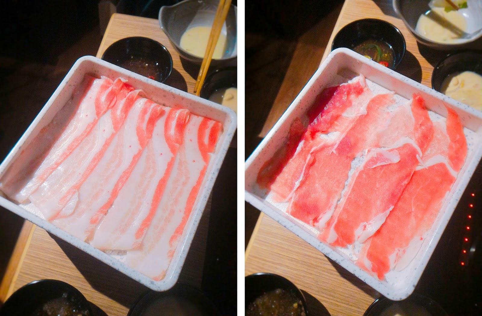 2016 10 16 19 29 45 - 【台南東區】涮乃葉吃到飽日式涮涮鍋 - 新鮮蔬菜與手工拉麵,還有超濃郁的霜淇淋!