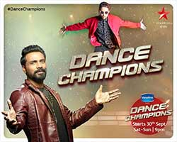 Dance Champions 22 October 2017 HDTVRip 480p 259MB at movies500.me