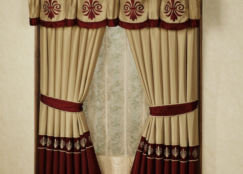 bed bath and beyond sheer curtains with rings