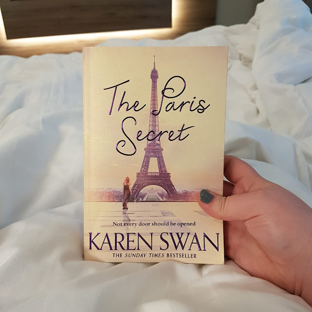 the paris escape karen swan