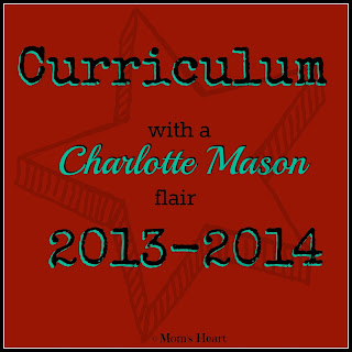 Curriculum with Charlotte Mason flair