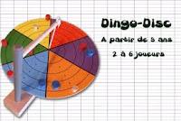 Gardez l'équilibre avec Dingo-disc