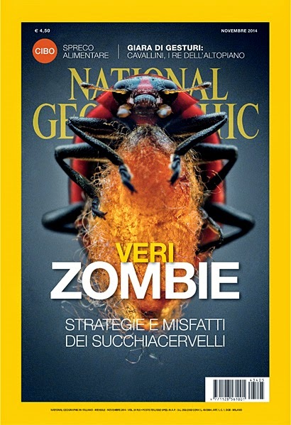 National Geographic (Novembre 2014)