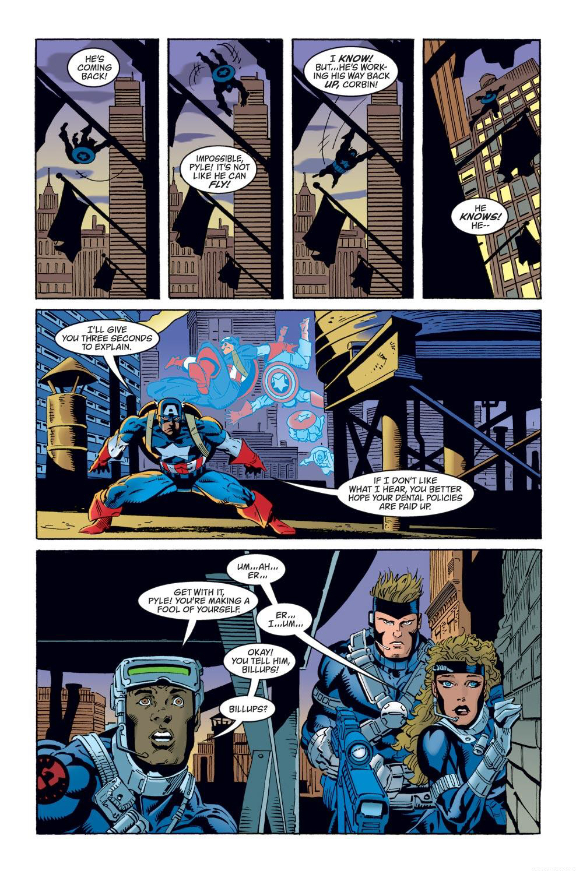 Captain America (1998) Issue #25 #31 - English 19