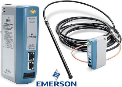 Emerson Wireless Gateway