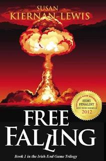 Free Falling - thriller free book promotion Susan Kiernan-Lewis