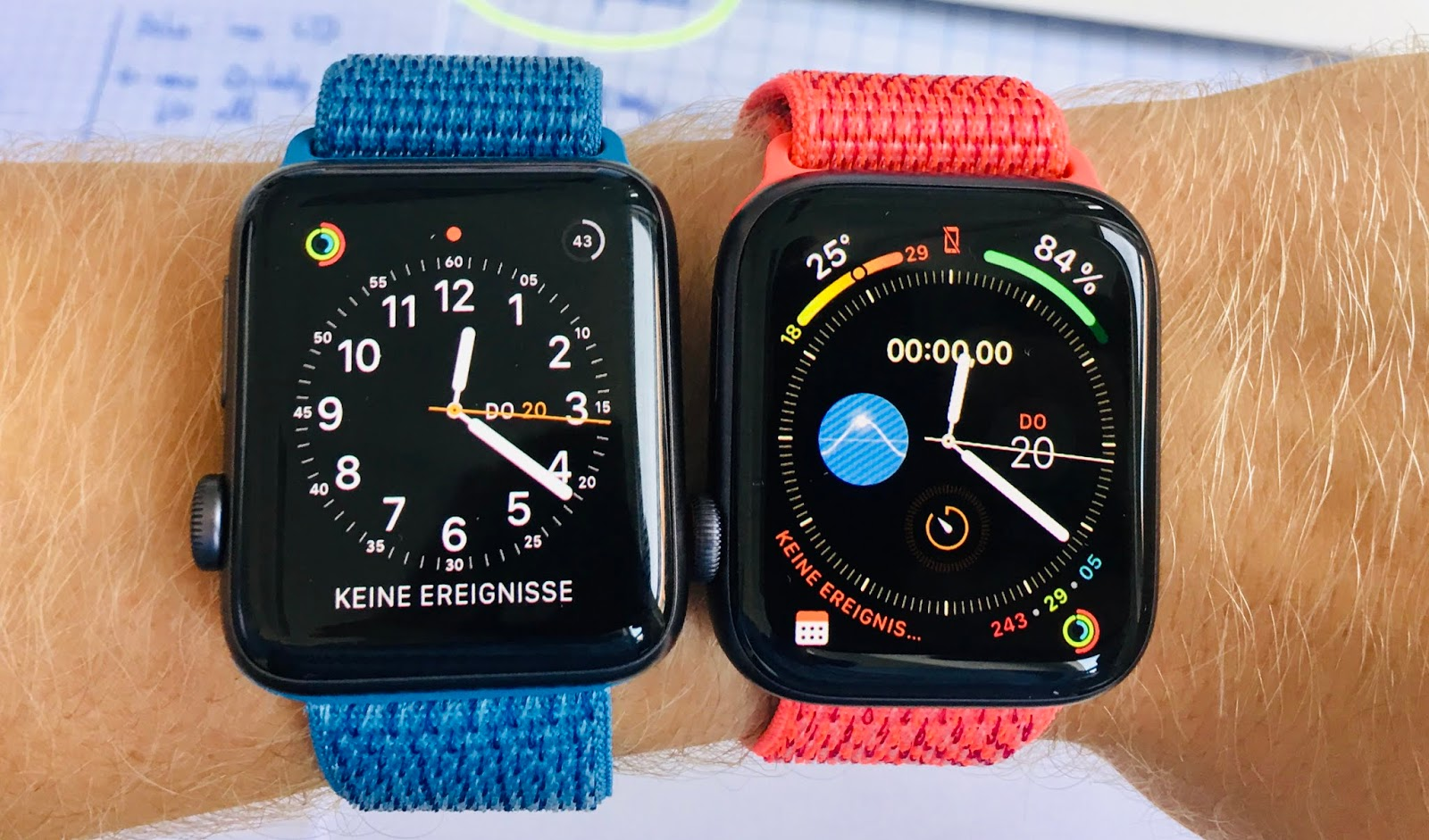 test apple watch series 4 was kann die neue smartwatch. Black Bedroom Furniture Sets. Home Design Ideas