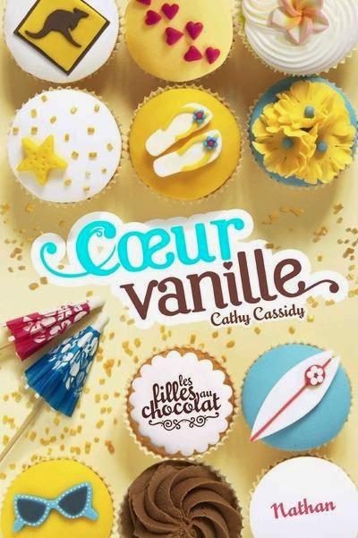 Le Souffle des Mots: Coeur Vanille - Cathy Cassidy.