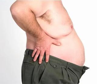 الوزن الزائد  في منطقة البطن يضعف وظائف الكلى