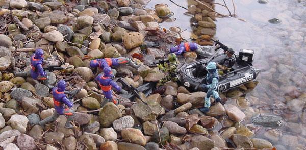 1994 Viper, Battle Corps, 1988 Shockwave, Stalker, Ranger, Hit and Run, 1997 Night Landing
